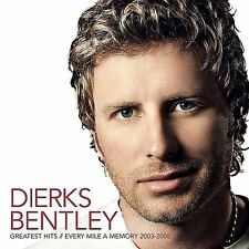 Greatest Hits: Every Mile a Memory by Dierks Bentley (CD, May-2008, Capitol)