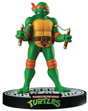 "Teenage Mutant Ninja Turtles Michelangelo 12"" Statue Ikon Collectibles"