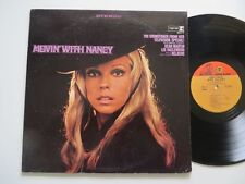 NANCY SINATRA Movin with Nancy  US Steamboat Reprise Vinyl / Cover:vg-