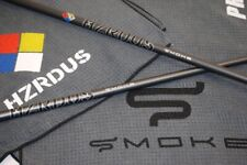 HZRDUS Smoke Black Driver Shafts New Uncut 6.0 Or 6.5 Flex 60 Gram #1 PGA Tour