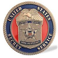 Secret Service President Challenge Coin #2 Biden Trump Obama White House Kamala