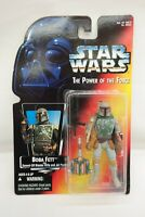 Boba Fett - Full Circle No Circle - Red Card Star Wars POTF Kenner 1995 TY