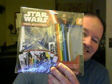 DISNEY STAR WARS TRAVEL ACTIVITY PACK IDEAL CHRISTMAS STOCKING