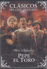 DVD - Pepe El Toro NEW Clasicos Del Cine Mexicano FAST SHIPPING!