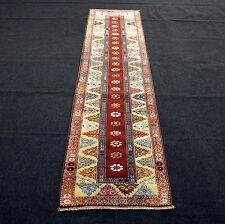 Türkischer Orient Teppich 267 x 72 cm Läufer Milas Melas Kars Carpet Rug Tappeto