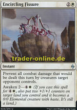 2x Encircling Fissure (Einkreisende Kluft) Battle for Zendikar Magic