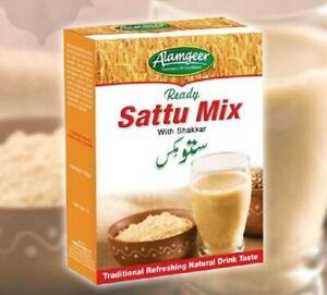 Sattu Ready Mix With Shakkar  Barley Drink Weight Loss Alamgeer 200g