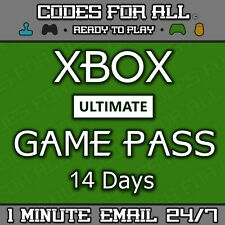 Xbox Game Pass Ultimate - 14 Day Xbox Live Gold + Game Pass Instant Dispatch