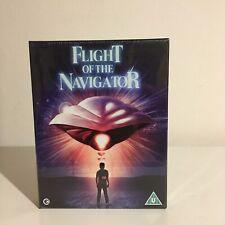 Flight of the Navigator 4K Restoration UK Collectors Edition Blu ray New Sealed