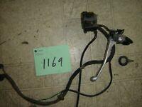 1988 HONDA CBR600F CBR 600F LEFT SWITCH TURN SIGNAL HORN LIGHTS OEM