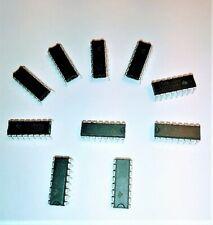 74HC595 Schieberegister 8-Bit DIP16  Stück 1 -10 bitte wählen !   74595