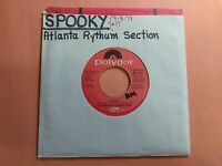 "ATLANTA RHYTHM SECTION ARS Spooky b/w It's Only Music PD2001 7"" 45rpm Vinyl VG+"