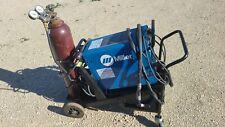 Miller Diversion 180 Acdc Tig Welder 907627 With Running Gear Extras
