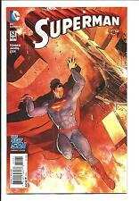 SUPERMAN # 52 (VARIANT COVER, FINAL ISSUE, JULY 2016), NM/M NEW