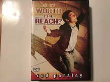 Is It Worth The Reach? by Rod Parsley (DVD, 2-Disc Set) Very Good