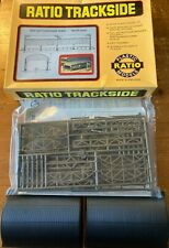 RATIO TRACKSIDE OO CARRIAGE/COACH SHED REF 527 - BOXED - SEALED IN BAG