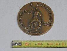Médaille 40 ème anniversaire de la libération des camps nazis du travail forcé
