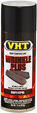 VHT Wrinkle Plus Coatings High Temperature Black Finish Paint 312g SP201
