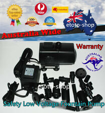 Resun Safe Low Voltage 24V Pond & Fountain Pump 4000LPH