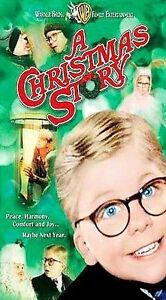 A Christmas Story (VHS, 1999, Clam Shell)