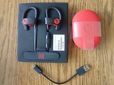 New Authentic Beats by Dr. Dre Powerbeats3 Anniversary Edition - Siren Red