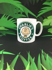 Snoopys Charlie Brown inspired Mug