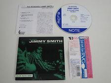 "Jimmy smith/at Club ""Baby grand"" vol.2 (Blue Note tocj - 9153) Japon cd album + OBI"