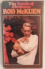 The Carols of Christmas by Rod McKuen (1971, Hardcover)