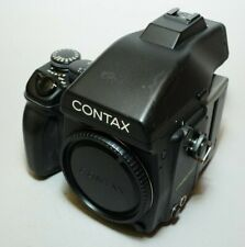 Hasselblad Imacon CF39 espalda digital con CONTAX 645 Camera Cuerpo Nuevo Obturador CLA