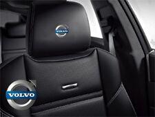 5x Volvo Aufkleber Logo Simbol für Ledersitze und andere