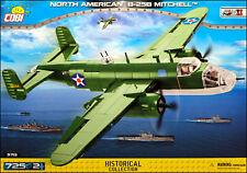 COBI North American B-25B Mitchell (5713) - 725 elem. - WWII US medium bomber