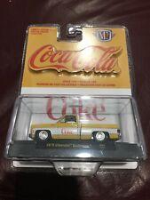 M2 Machines Coca Cola 1979 Chevy Scottsdale Truck Limited Edition Chevrolet Htf