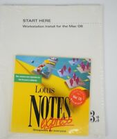 Lotus 028391 Notes Express Client Edition for MAC OS Macintosh