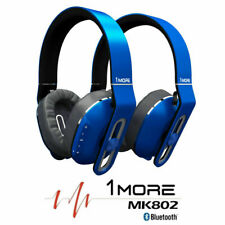 1MORE MK802  Wireless Over-Ear Headphones For iOS and Android -Blue - Last 3-BN