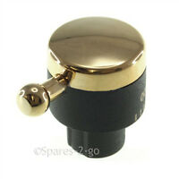 RANGEMASTER 90 110 55 Oven Cooker Gold Temperature Control Knob Switch Dial