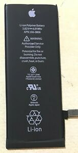 genuine replacement battery for apple iPhone 6