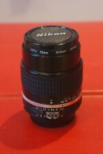 Nikon nikkor 105mm AI-S AIS F/2.5 with Nikon L37c filter [Excellent+++++]