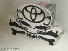 hitch cover,skull TOYOTA,TUNDRA,FJ CRISER,TACOMA