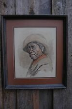 John Russell Thomasson Cowboy Painting Texas artist Early Work