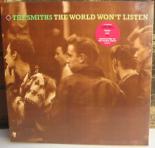 MORRISSEY LP x 2 SMITHS The World Won't Listen SEALED Remastered 180 Vinyl 2012