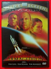 Armageddon DVD Bruce Willis Ben Affleck
