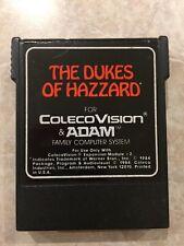 The Dukes of Hazzard ( ColecoVision & Adam ) Coleco game