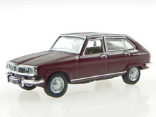 Renault 16 R16 Super 1966 rot Modellauto 511689 Norev 1:87