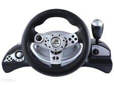 Lenkrad Gas Bremspedale Zonda Steering Wheel Vibration Feedback PC PS2 PS3 USB