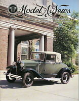 """1930 68-B Cabriolet - Model """"A"""" News Official Publication Vol.50 NO.2 2003"""