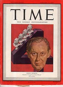1945 Time January 22 - McArthur lands in Luzon; The Battle of the Bulge; Picasso
