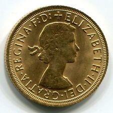 Moneta d'Oro Sterlina 1965 Regina Elisabetta II d'Inghilterra Gold Coin 8 grammi