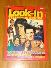 LOOK-IN TELEVISION BRITISH ANNUAL 1979 VF