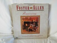 Foster And Allen - Reminiscing... - LP Vinyl Record