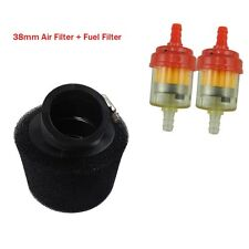 38mm Air Filter Fuel Filter For 50cc 110cc 125cc ATV Dirt Pit Bike Scooter